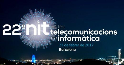 La Nit d eles Telecomunicacions i la Informàtica